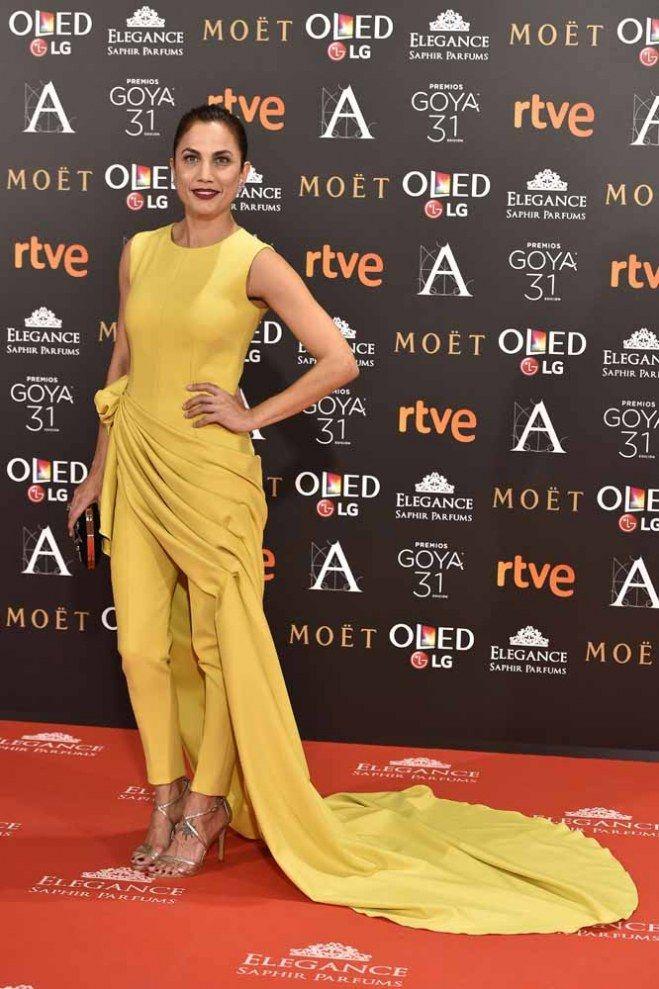 Premios Goya 2017/ #moda #fashion #premios #awards #alfombraroja #vestidos