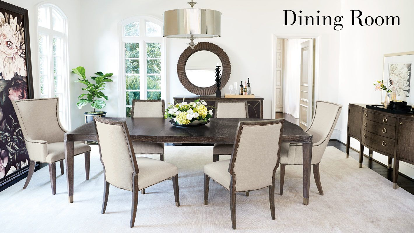 Dining Room Bernhardt With Images Dining Room Sets Dining
