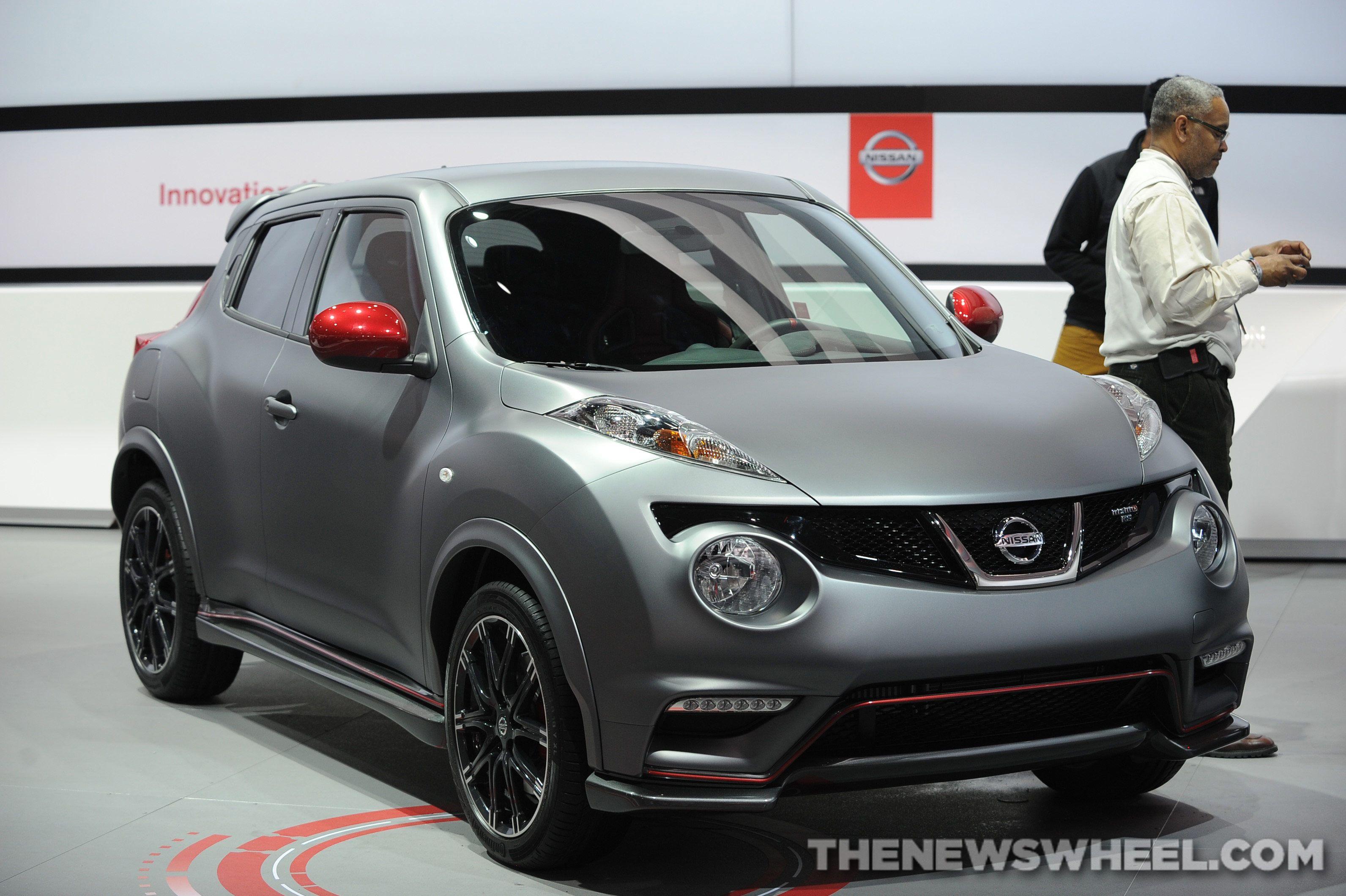North American International Auto Show  Nissan Juke NISMO  Auto