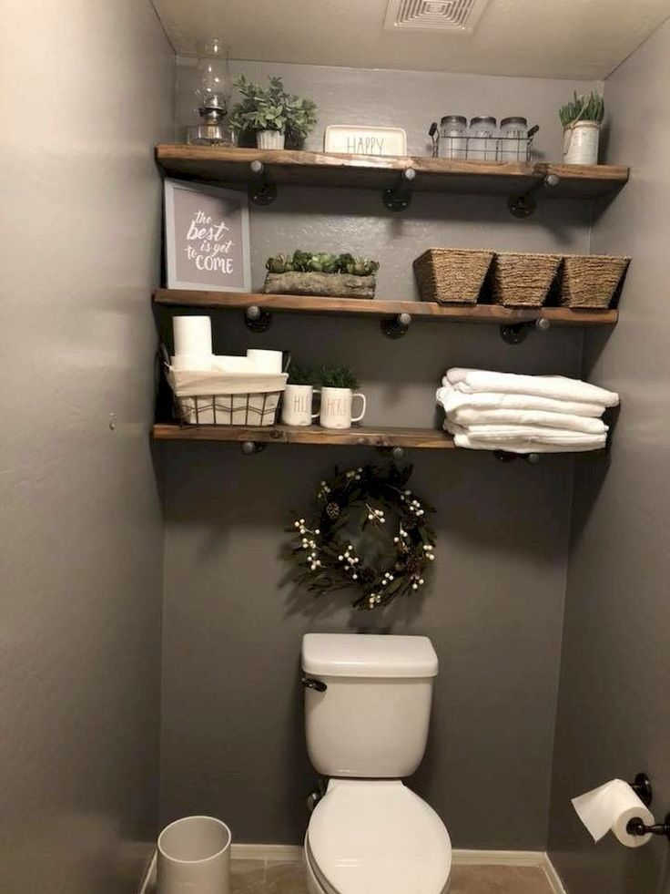 Photo of 80 Affordable Rustic Bathroom Storage Ideas –  #Affordable #bathroom #Ideas #rus…