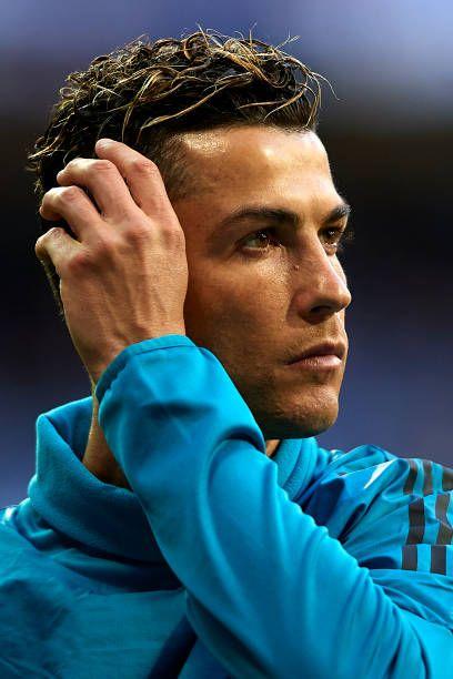 Real Madrid v Bayern Muenchen - UEFA Champions League Semi Final - corte de cristiano ronaldo