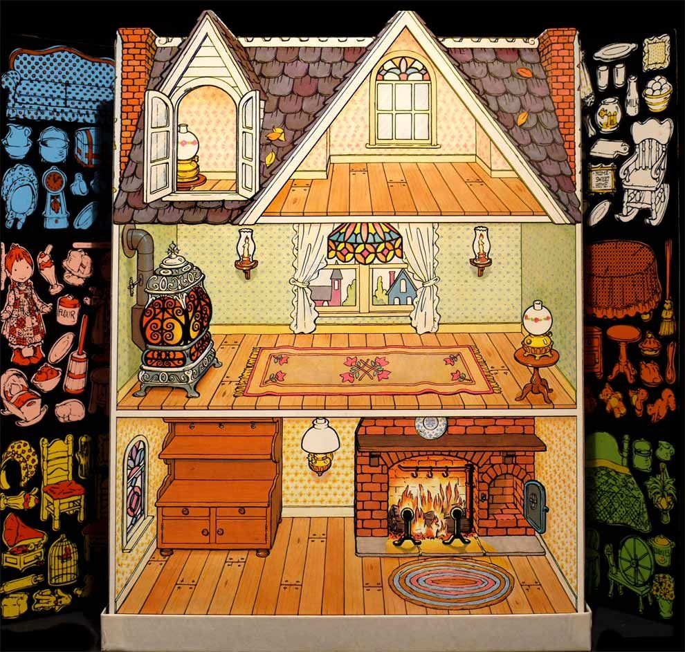 Holly Dollhouse - Decoration - Dress Up Games - StarSue.Net