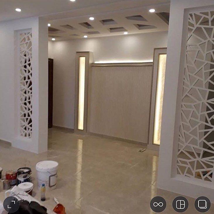 مركز اصباغ وديكوراتشركه ال عثمان خبره عشر سنوات فى الأصباغ والديكورات والتشطيبات هدفنا Ceiling Design Modern Living Room Decor Modern Living Room Design Modern