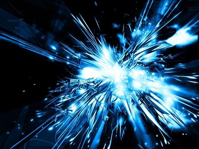 I Enjoy Blue Bursts And This Gave Me A Good Idea Picture Design Swirl Design Design
