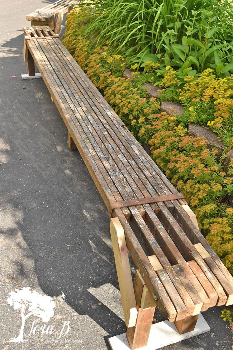 DIY Salvaged Junk Projects 384 | Rustic garden decor ...