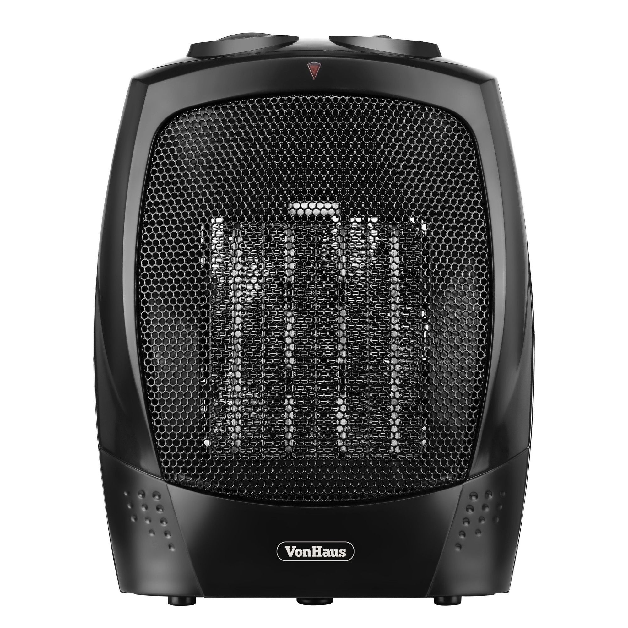 1500w Portable Ceramic Fan Heater With Adjustable Thermostat Ptc
