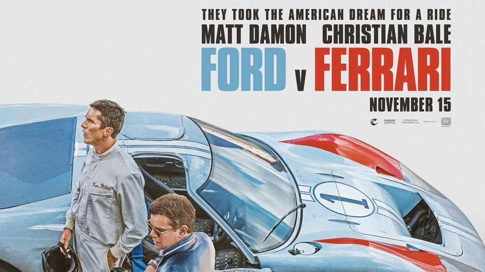 Watch Ford V Ferrari Full On Putlocker Free Ferrari Disney