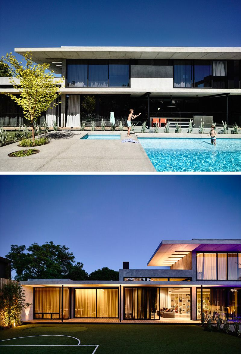49 Most Popular Modern Dream House Exterior Design Ideas 3 In 2020: Mckimm Have Completed The Wolseley Residence, A Home For A Young Family In Brighton, Australia