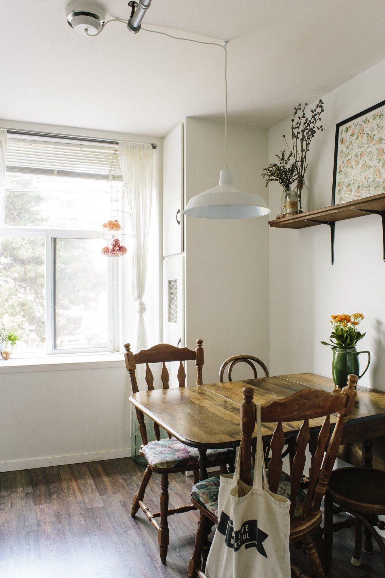 House Tour: A Renewed East Vancouver Rental Apartment | Rustikale ...