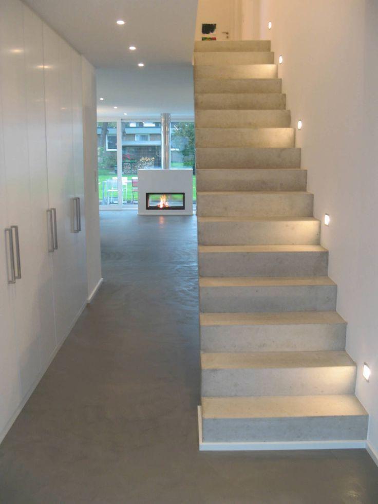 neubau eines einfamilienhauses mit garage 50999 k ln treppen von strick architekten. Black Bedroom Furniture Sets. Home Design Ideas