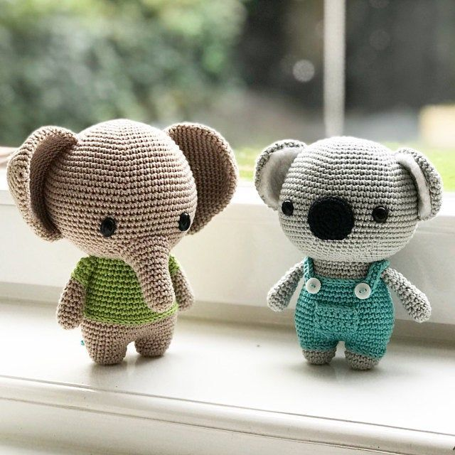 Patron Amigurumi Crochet : lapin réaliste – Made by Amy | 640x640