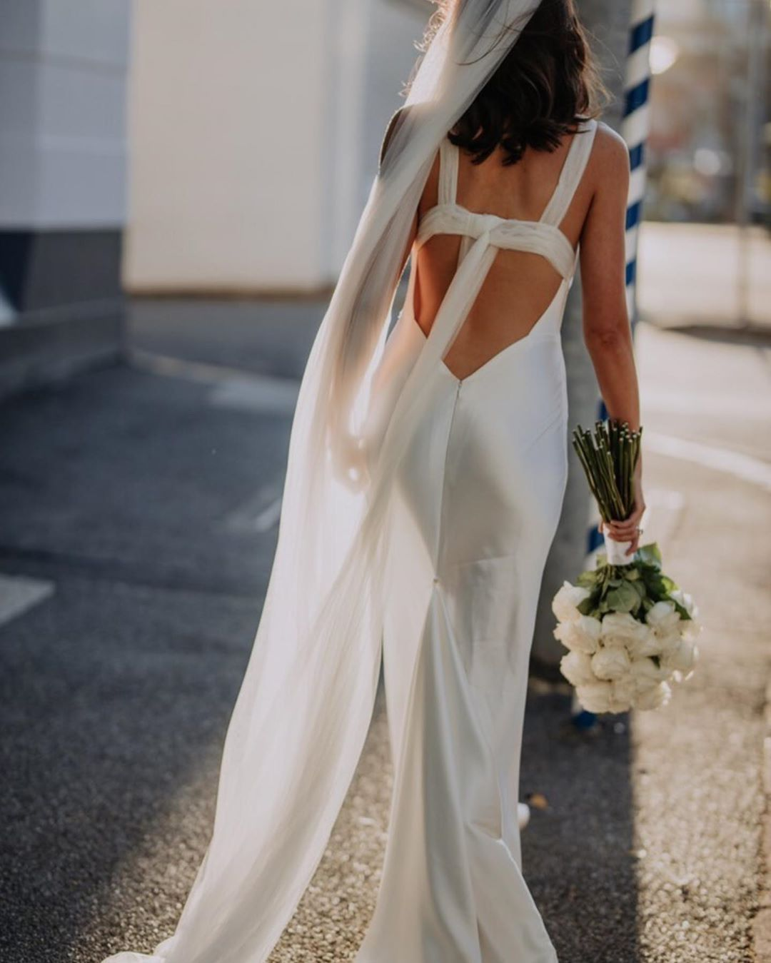 Sphere Bride Our Stunning Bri Kelly In Mccarthy Gown By Chosenbyoneday Captured By Jessiedains Wedding Dresses Used Wedding Dresses Dresses [ 1349 x 1080 Pixel ]