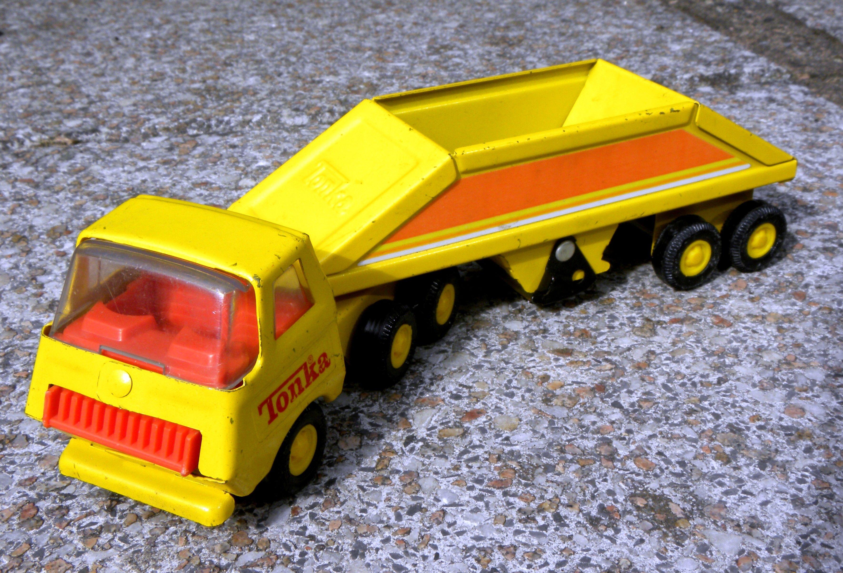 Tonka Wikipedia, the free encyclopedia Tonka truck