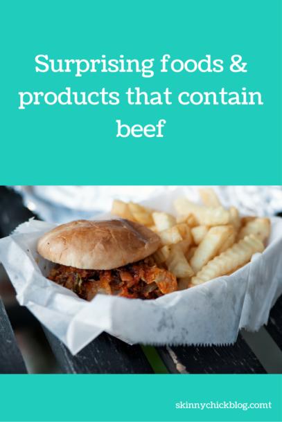 Bovine aka Beef allergy