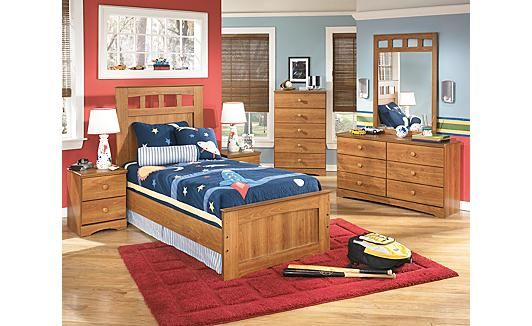 Benjamin Panel Bedroom Set-for bubba For the Home Pinterest