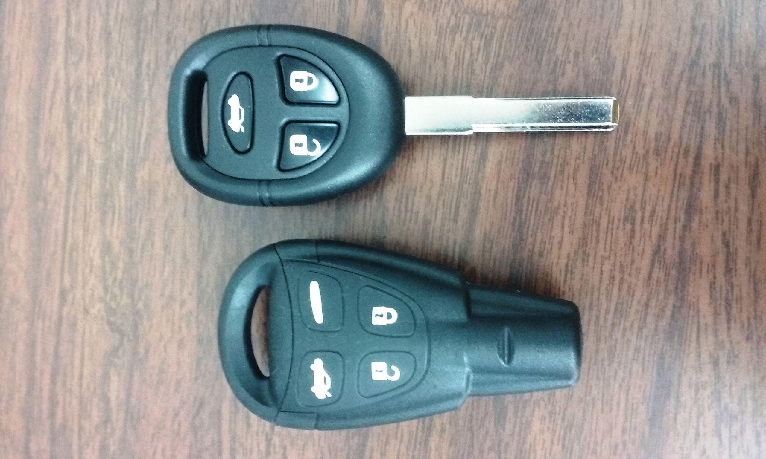 Remote car key replacement near me