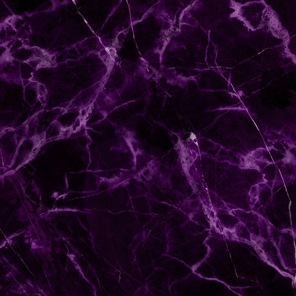 Wallpaper Dark Purple Marble Background