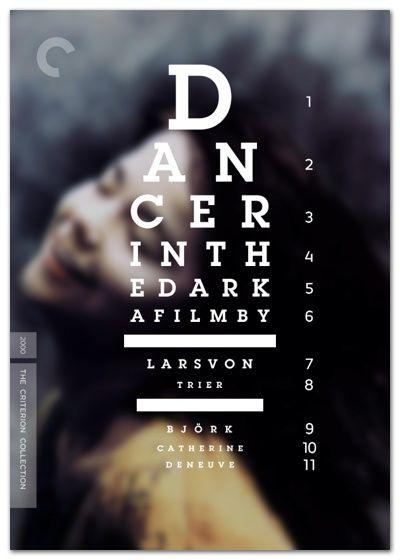 Dancer In The Dark Poster Dancer In The Dark Graphic Design Inspiration Poster Design
