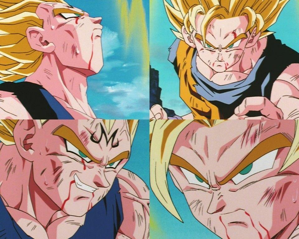 Kasuya Hisada Dragon Ball Z Dragon Ball Anime Art
