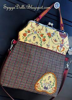 Very nice bag.