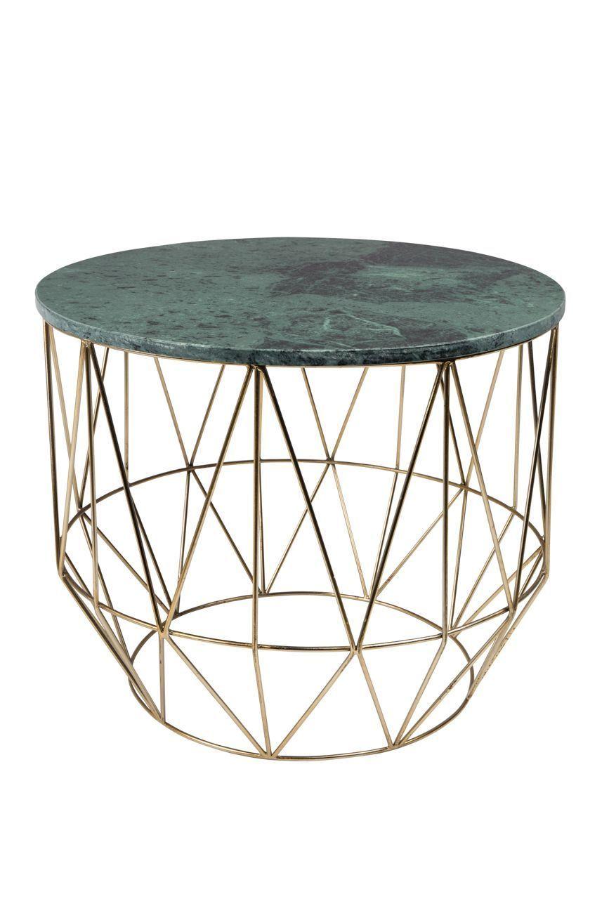 Boss Side Table Dutchbone In 2020 Couchtisch Marmor Beistelltische Marmorplatte