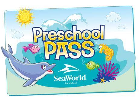 Preschool Pass Ages 3 5
