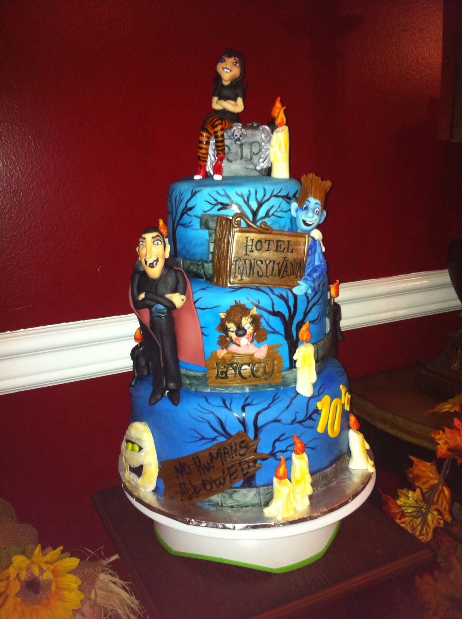 Hotel Transylvania Cake Cakes And Crafts . In 2019