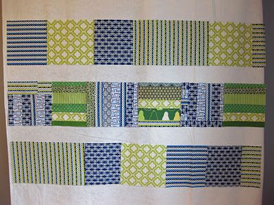 quilt backing idea/