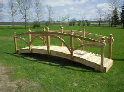 backyard bridges garden bridges pond bridges wooden bridges