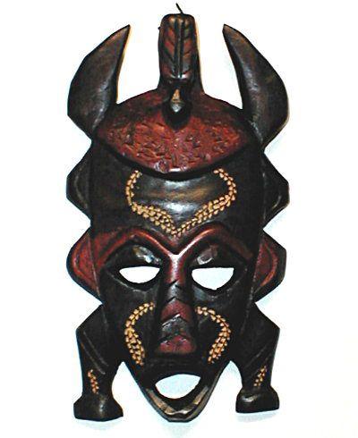 Art Masks in Kenya