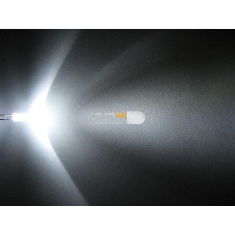 LED 3mm wasserklar versch Farben /& Helligkeit Leuchtdioden LEDs transparent 3 mm