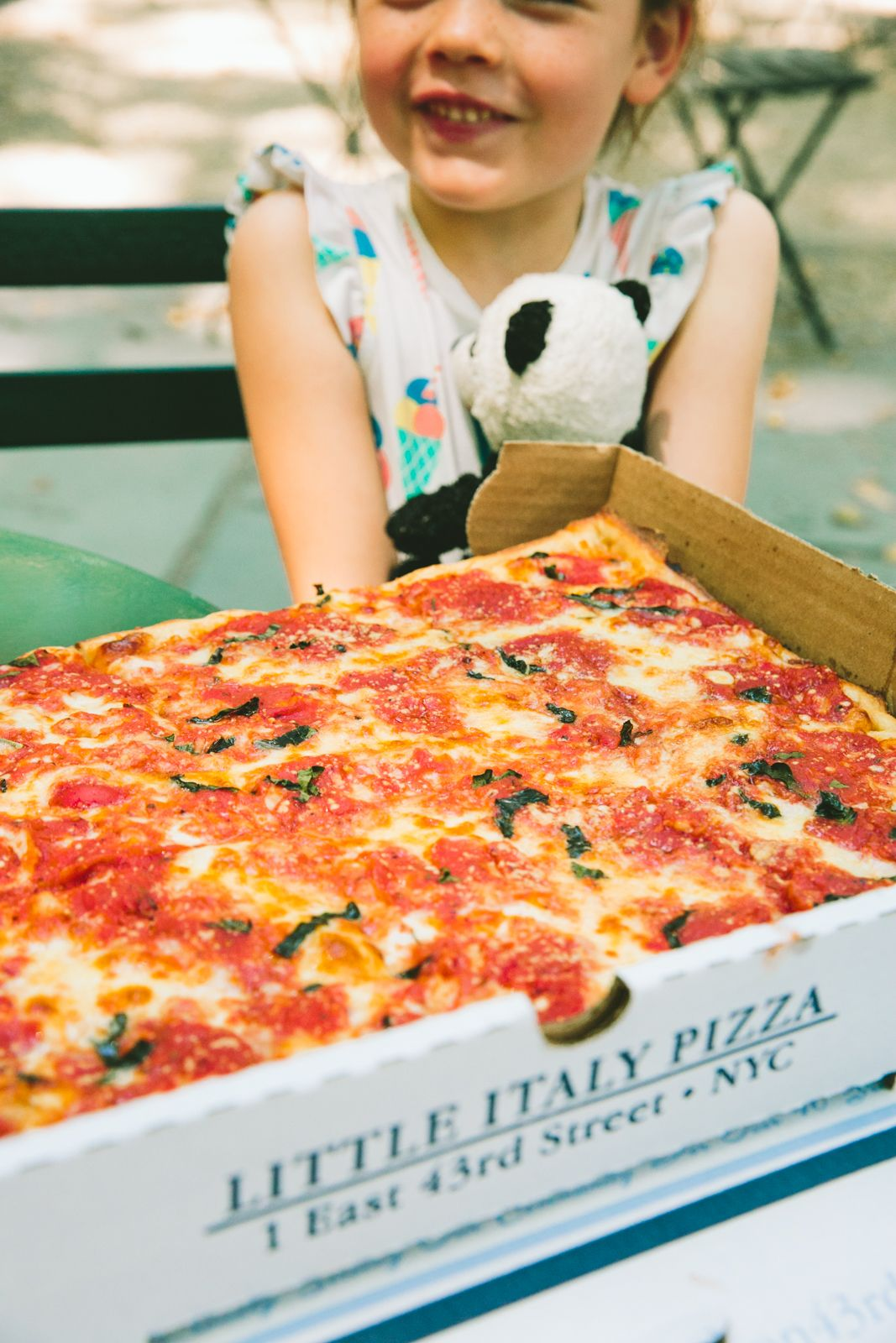 Love Taza Midtown Pizza 14 Pizza Good Pizza New York