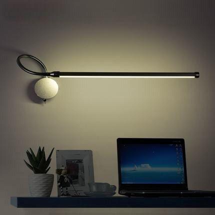 Modern Wall Lamp Wall Mounted Swing Arm Lights Creative Three