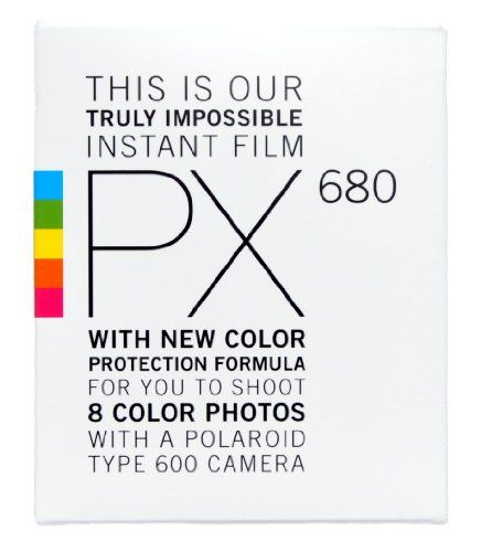Impossible PRD2441 PX 680 Color Protection Film for 600