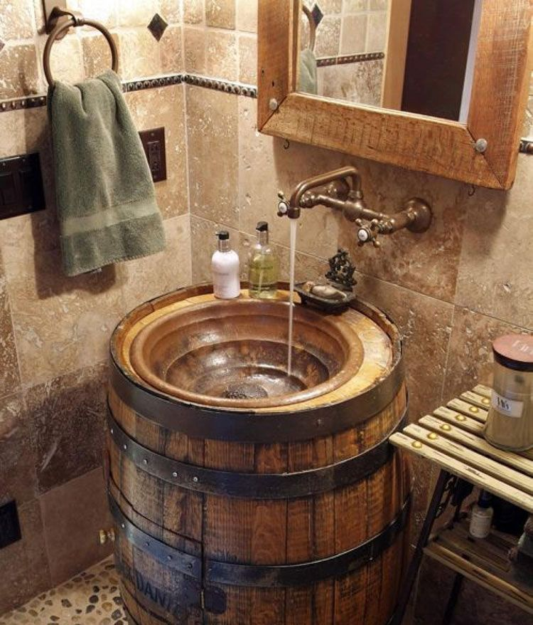 39 Best Rustic Bathroom Ideas Por Decor Cute Designs