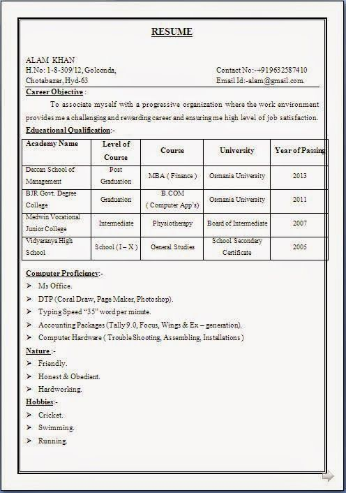 english cv example Beautiful Excellent Professional Curriculum - profile format