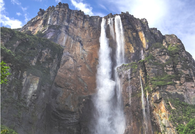 Angel Falls | Travel experience, Travel inspiration, Travel