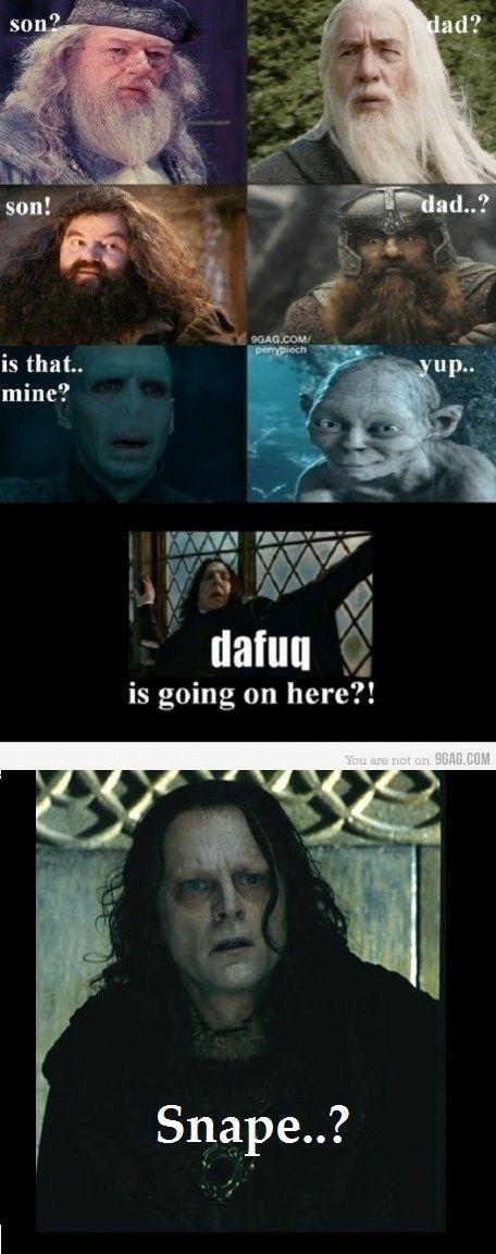 Funny Harry Potter Snape Memes : Harry potter memes severus snape