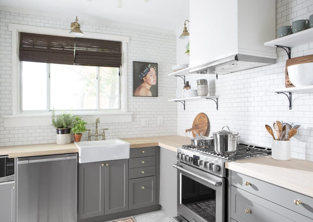 Before and After: A Small, Pittsburgh Kitchen Gets A ...