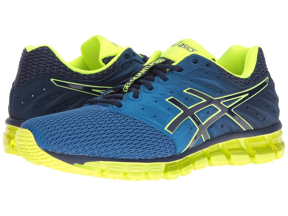 Asics Gel Quantum R 180 2 Men S Running Shoes Imperial Safety