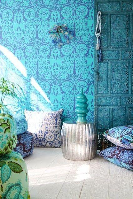 design color palette turchese design spa pinterest t rkis farben und designs. Black Bedroom Furniture Sets. Home Design Ideas