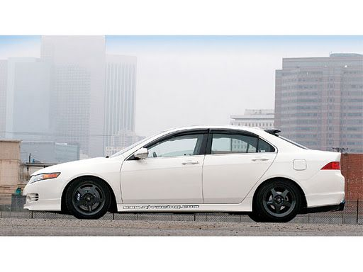 Acura Tsx The Car Named In Japan That Accord Euro R Tsx First