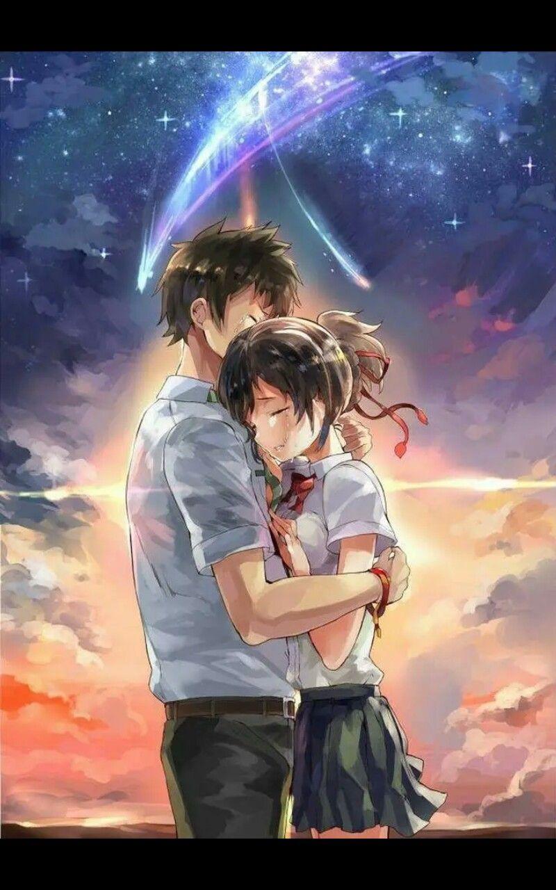 Twoje Imię Kimi No Na Wa Your Name Anime Anime Romance
