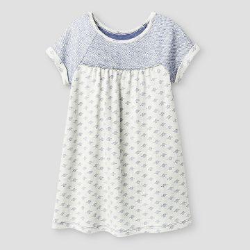 846677c4573 Toddler Girls  A Line Dress Cat   Jack™ - Blue Iris