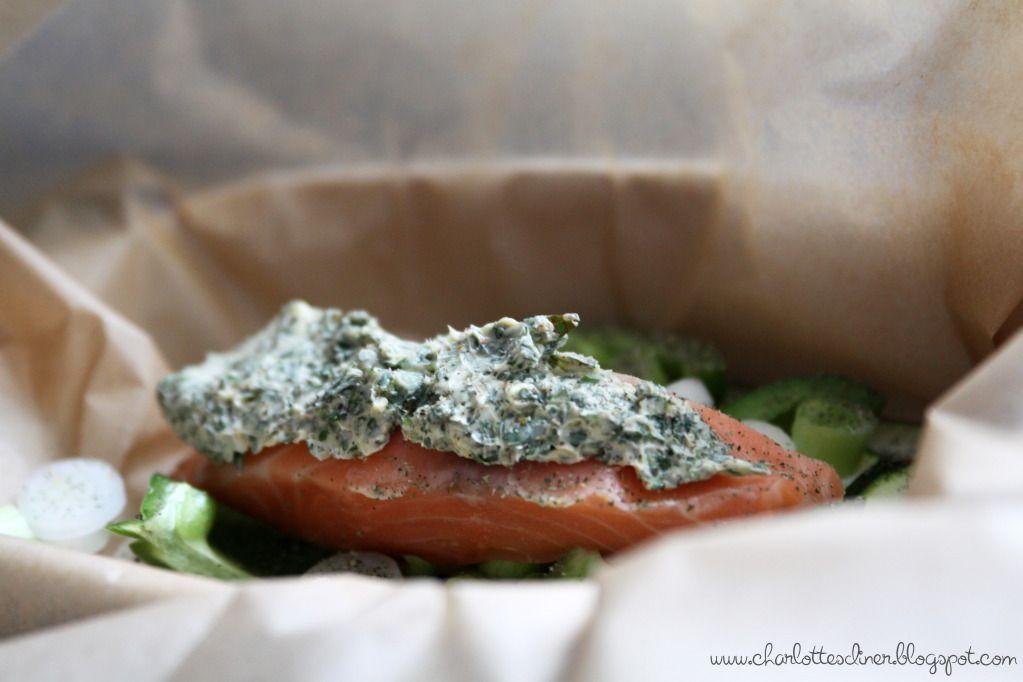 Kräuterfisch