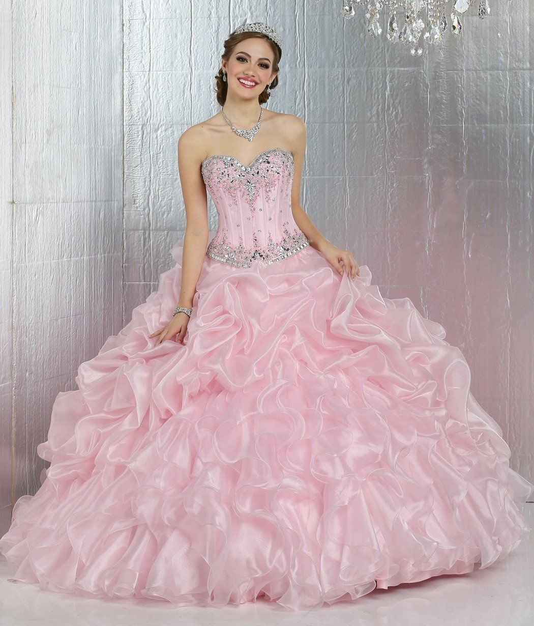 Q by DaVinci Quinceanera Dress Style 80279 Quinceanera