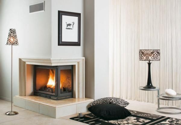Winter is here where to install his chimney Winter is here where to install his chimney