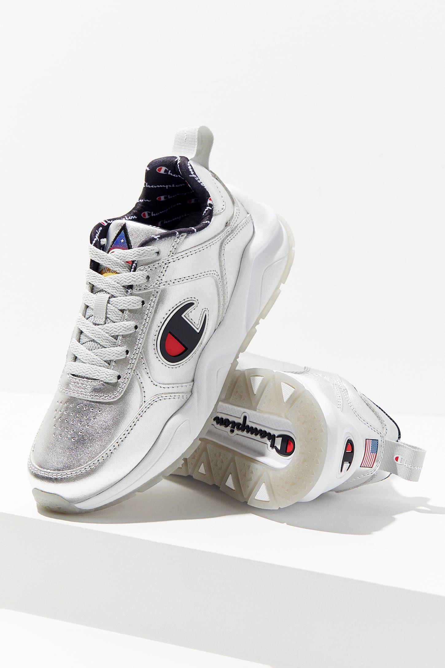 Champion 93Eighteen Metal Sneaker