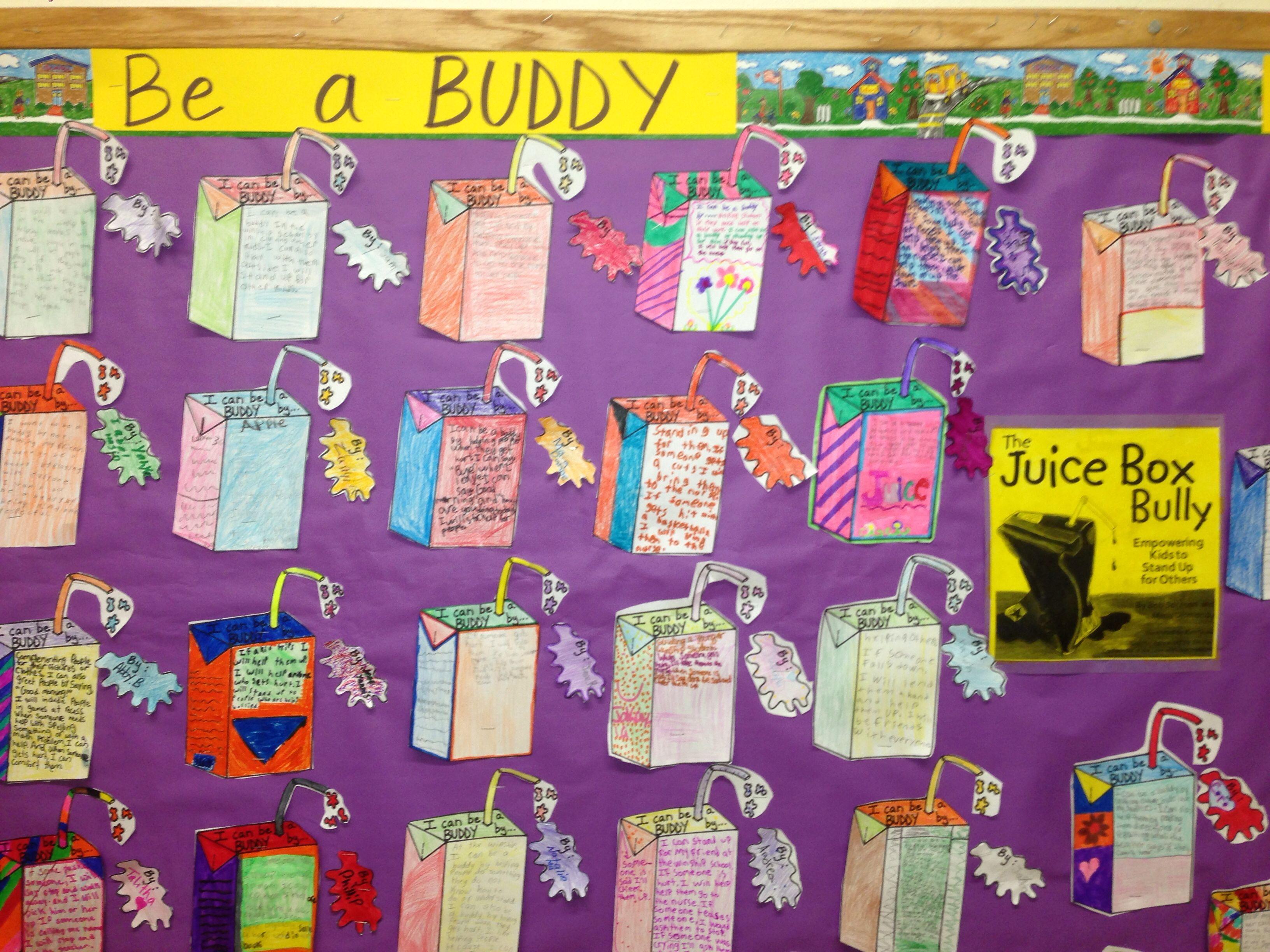 The Juice Box Bully Activity