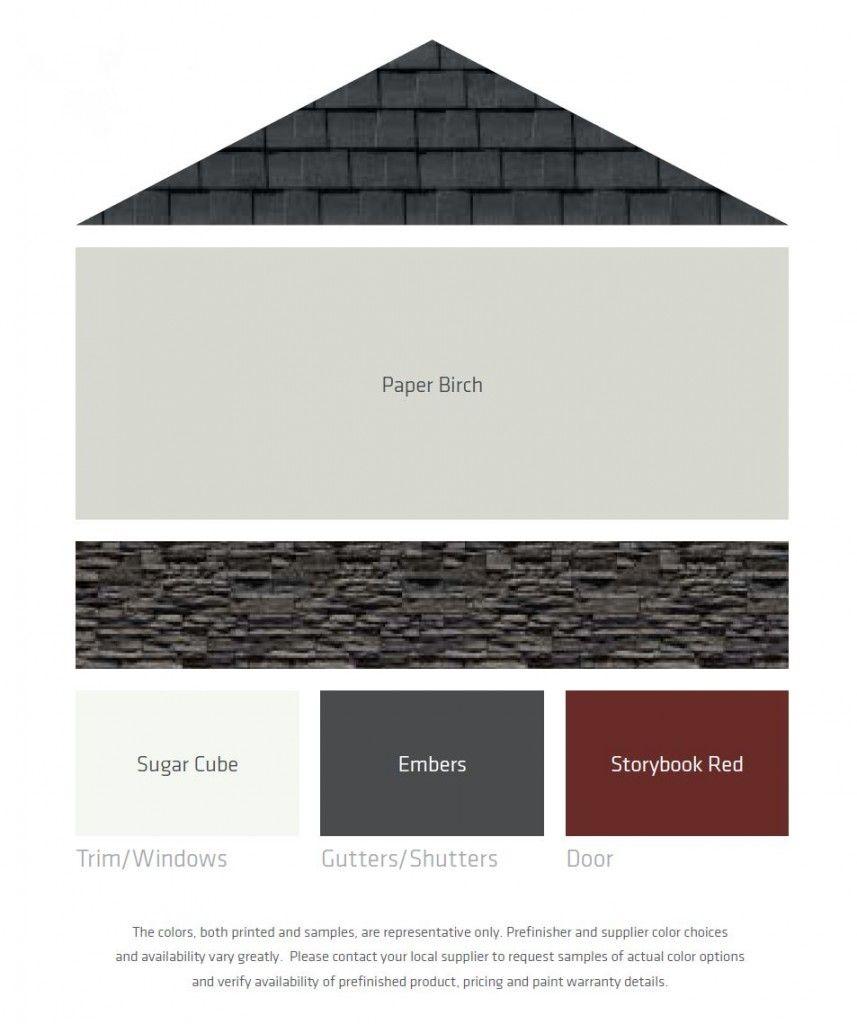 LP trim and siding color | Design Ideas | Pinterest | Siding colors ...